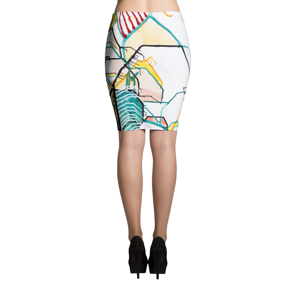 Foundation Pencil Skirt