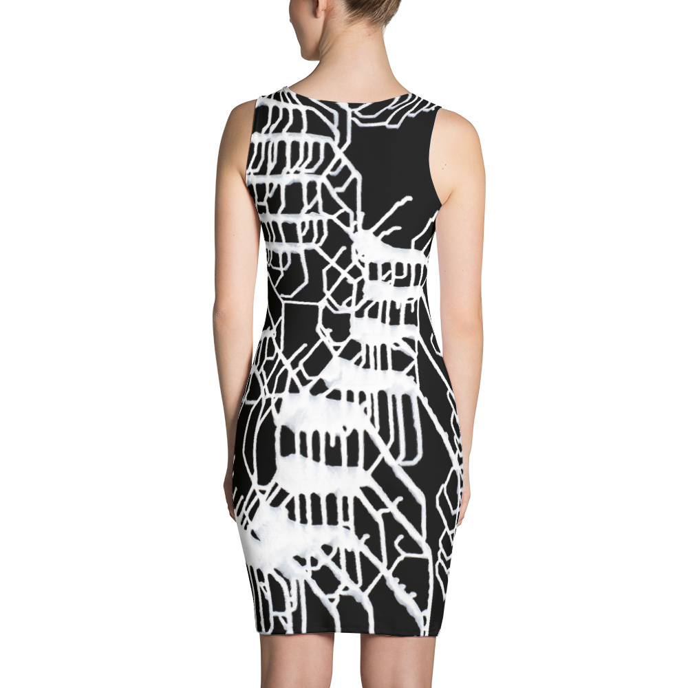 Energetic Elemental Dress