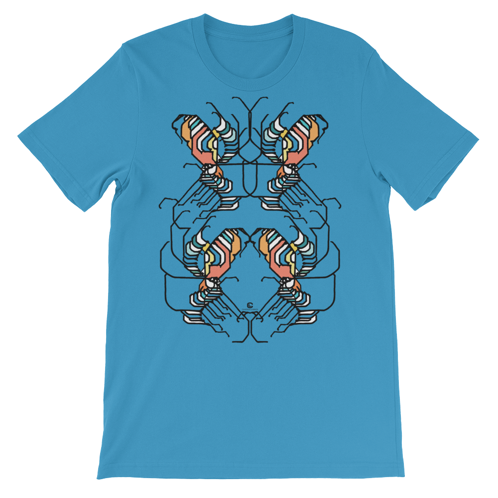 Gravity Mirror 3 T-shirt