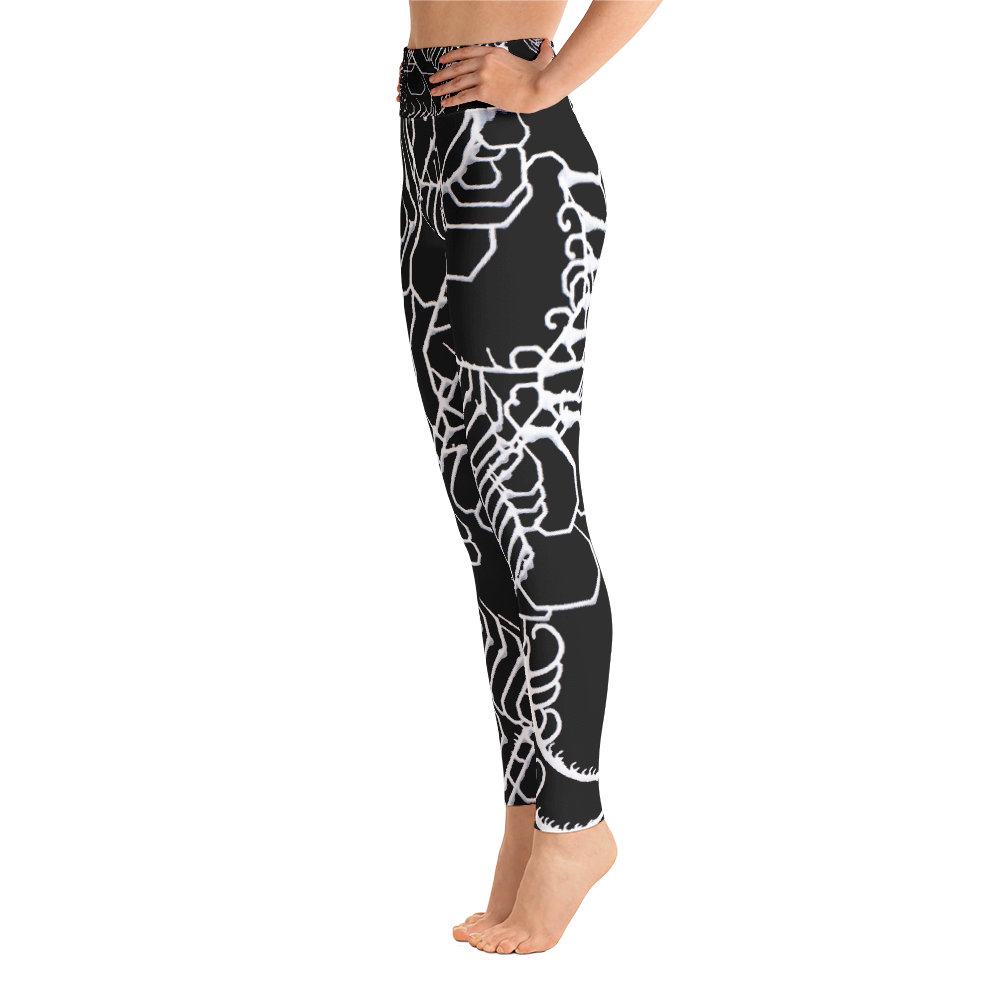 Vibratory Elemental Yoga Leggings