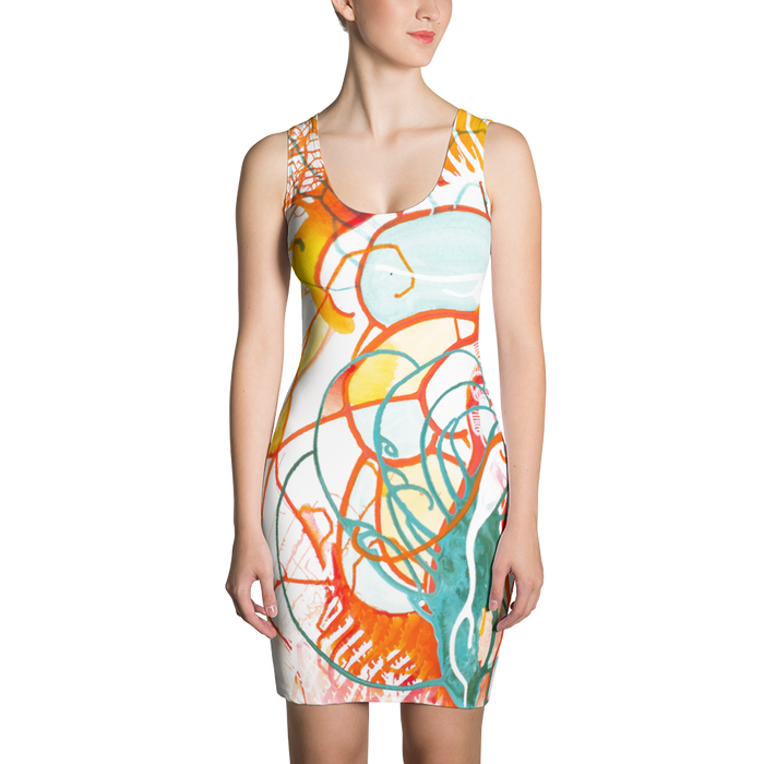 Mind Swirl Dress