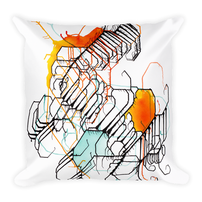 Joy Square Pillow