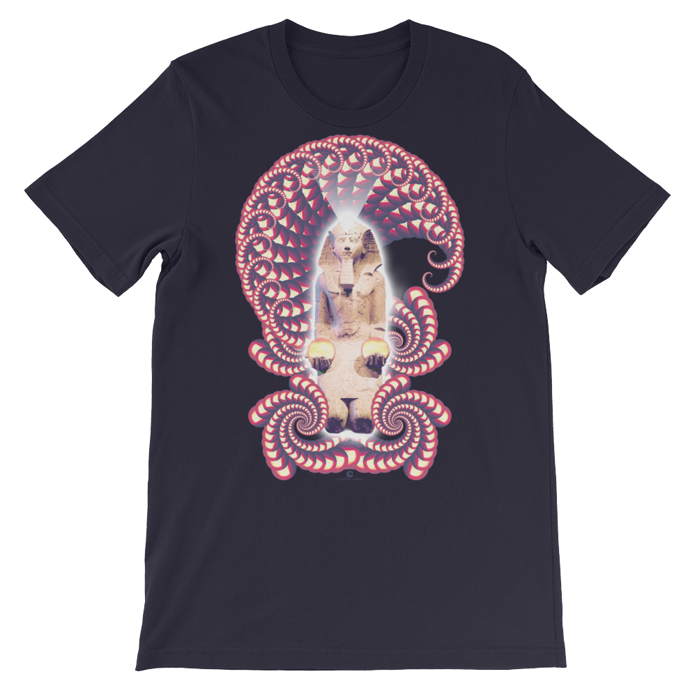 Fractal Labyrinth T-shirt