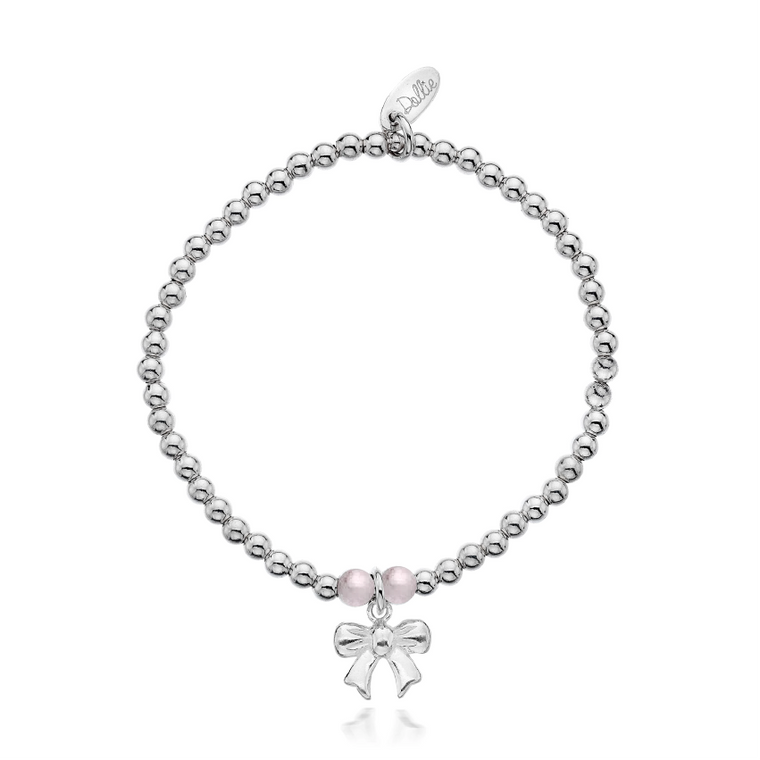 Little Dollie Taylor Bow Bracelet