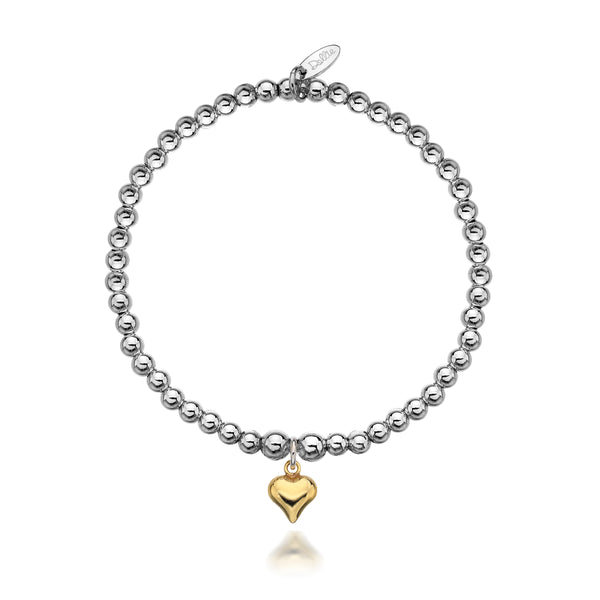 Gigi Golden Heart Bracelet