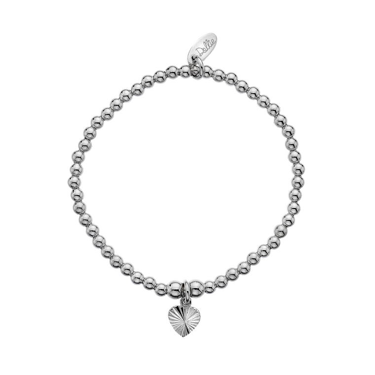Little Dollie Shining Love Bracelet