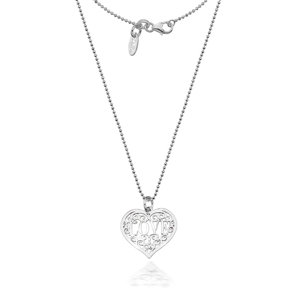 Signature Love Heart Necklace