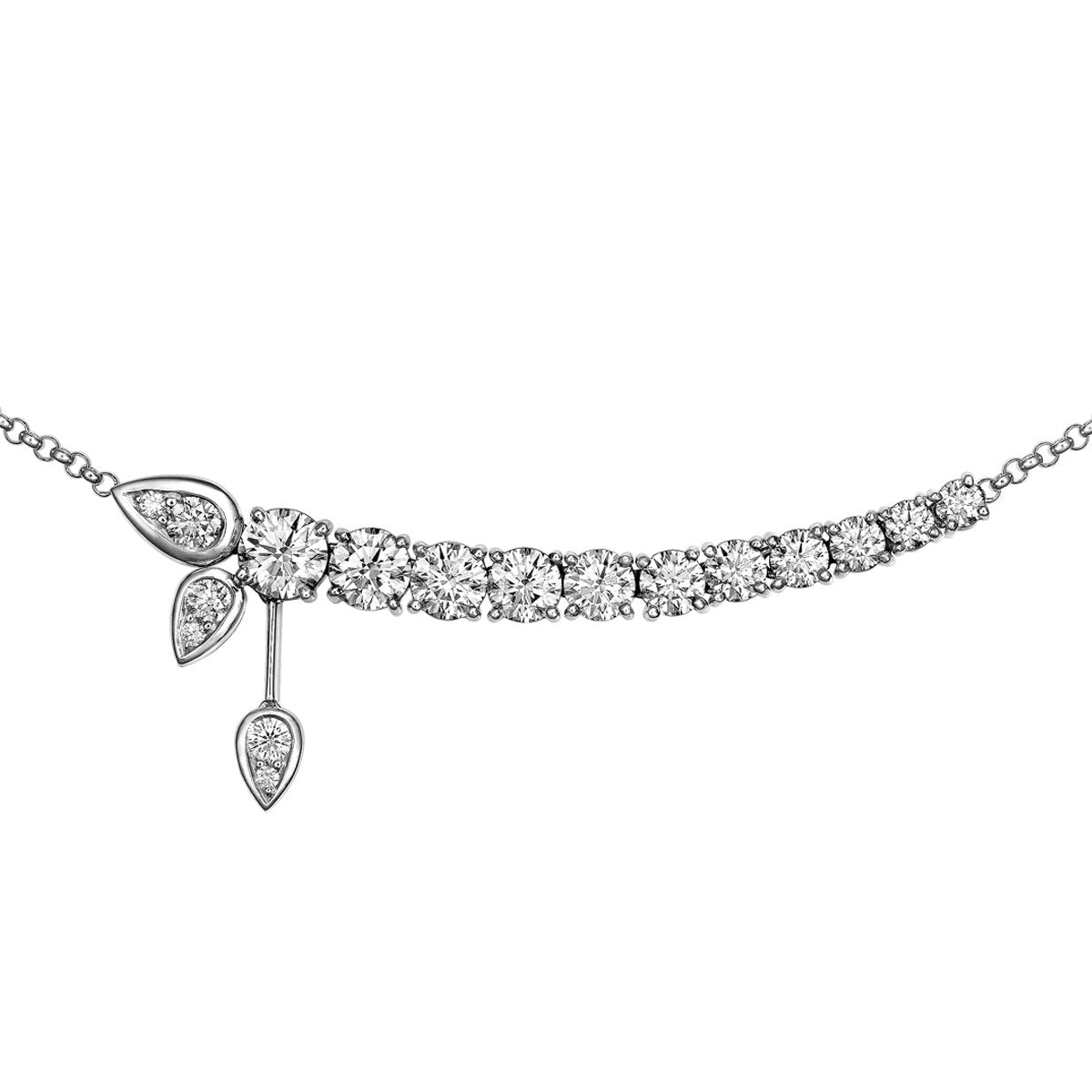 Daralis diamond necklace