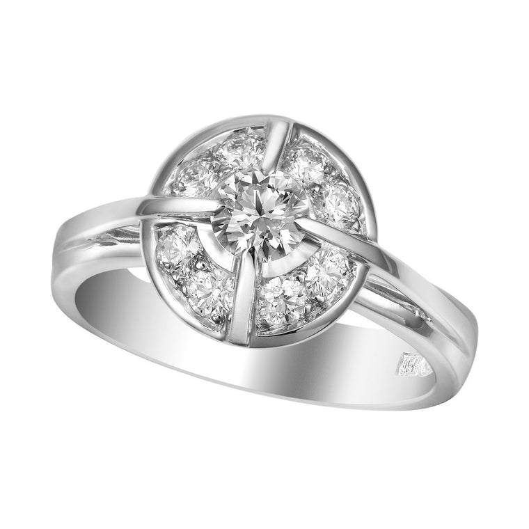 Daralis diamond ring