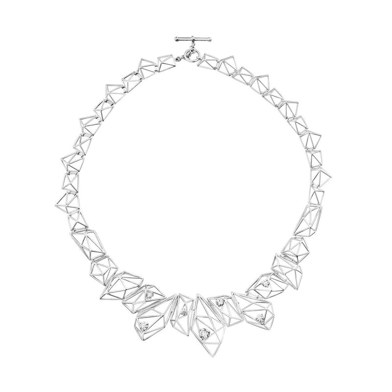 Ilona diamond necklace