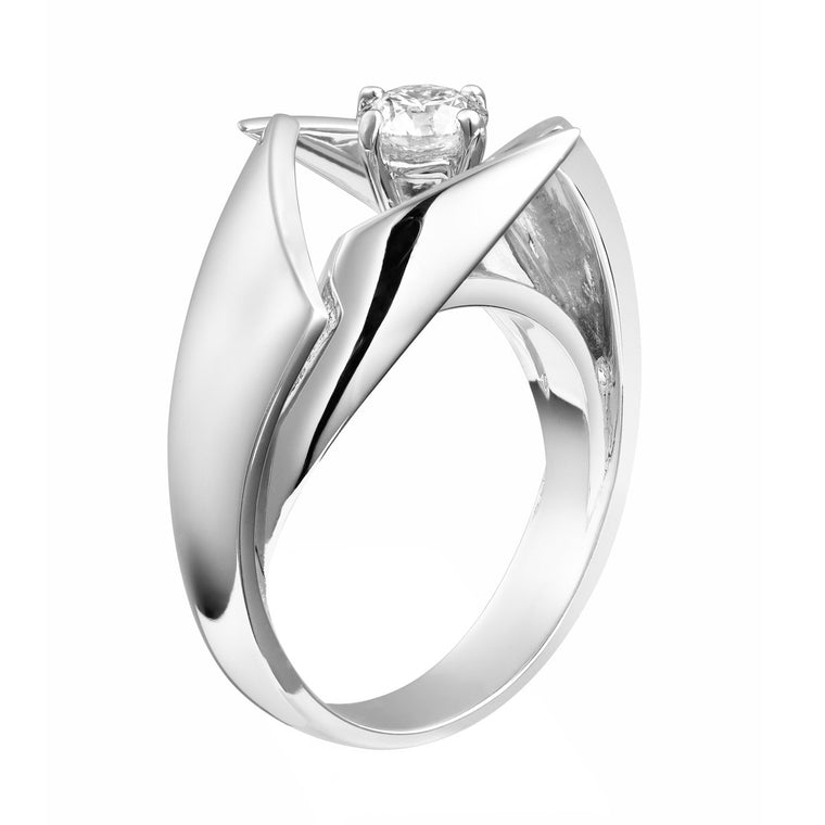 Kaliste diamond ring