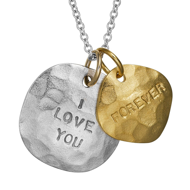 Love Tag pendants