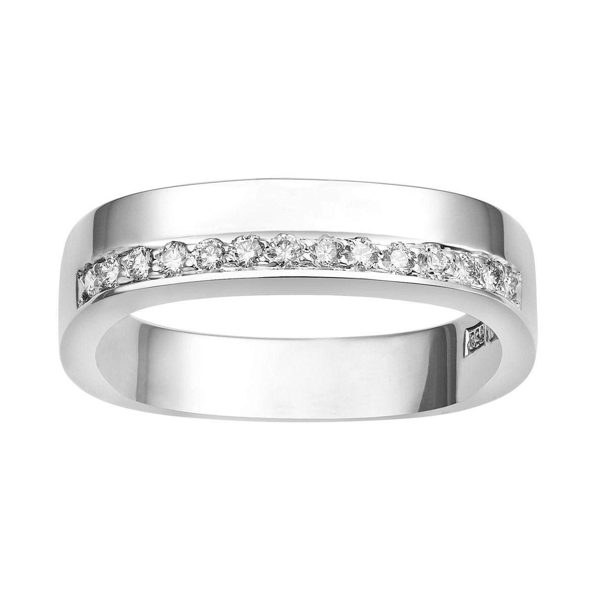 Quadri diamond ring