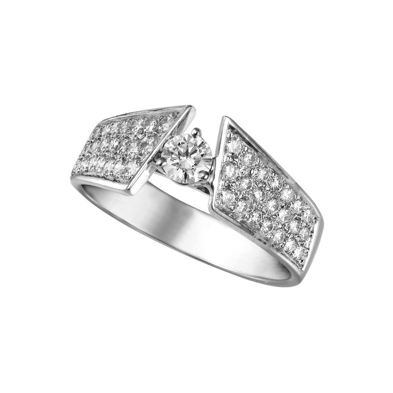 Archive Collection Elysia diamond ring