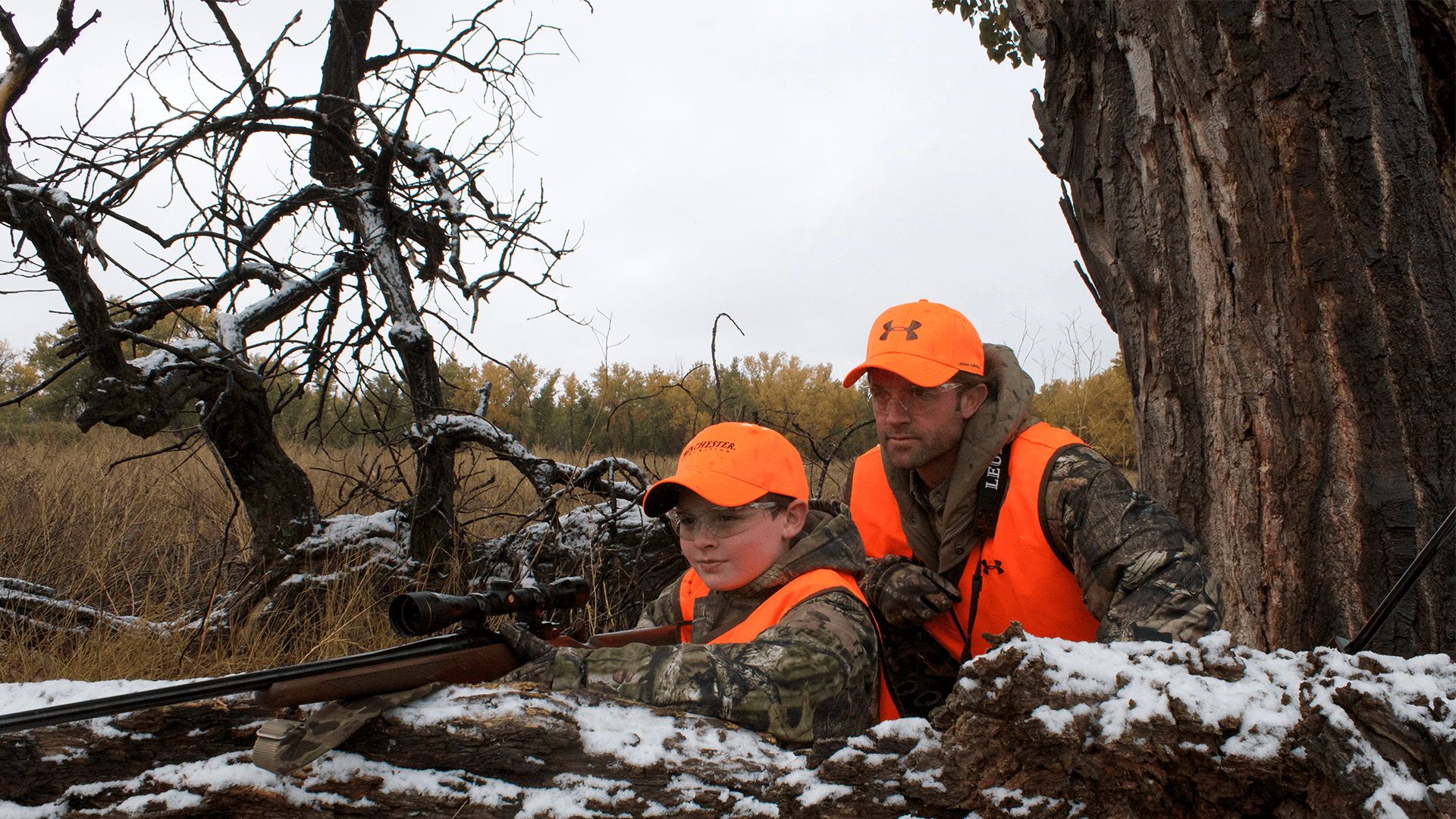 REASONS TO TEACH KIDS ABOUT HUNTING