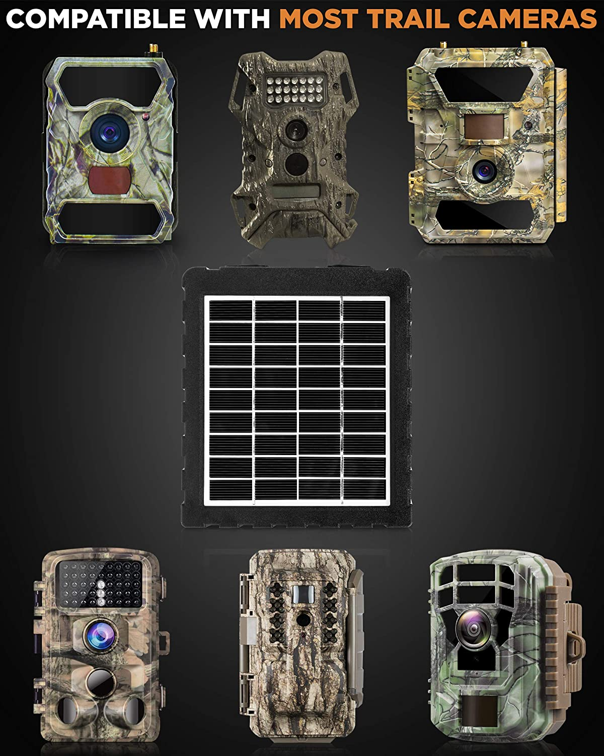 GlassRaven 3G - Cellular IR & Full-HD Game Camera