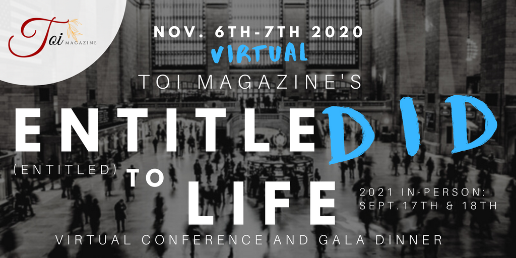 Recordings of EntitleDID To Life Conference and Gala
