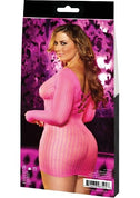 Lapdance Lingerie Center Stage Mini Dress
