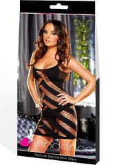 Feature Dance Mini Dress
