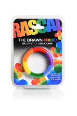 The Brawn Pride Cock Ring