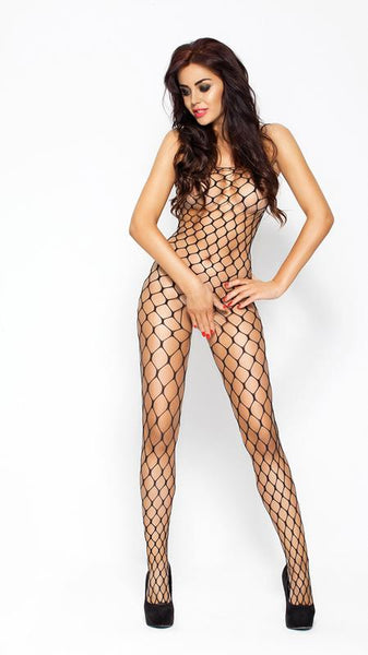 Body Stocking Net With Large Holes