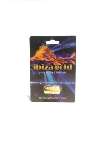 Ibiza Gold 24 Pc Display
