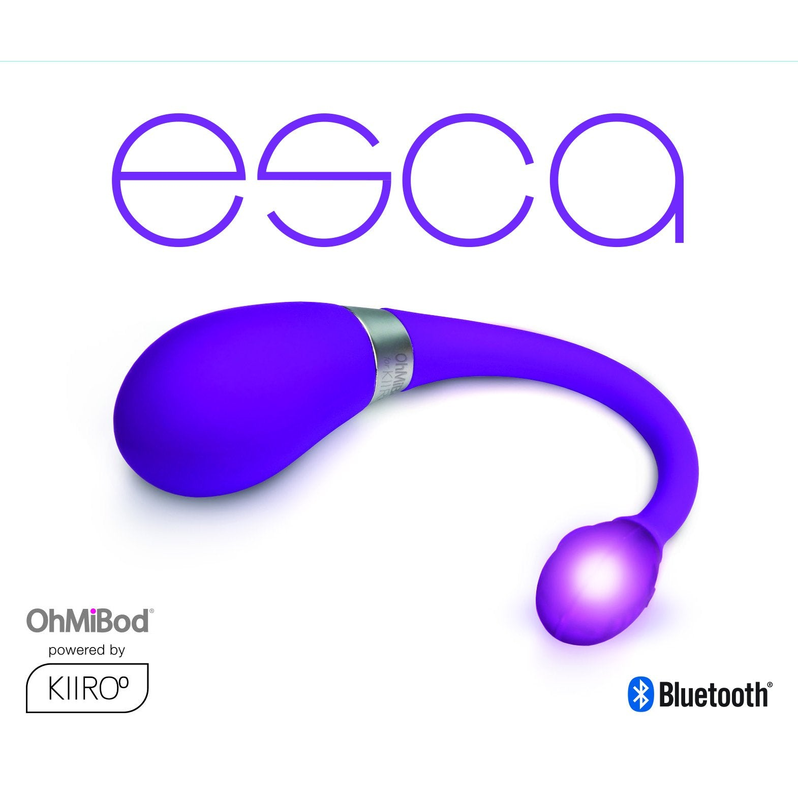OhMiBod Esca - Purple