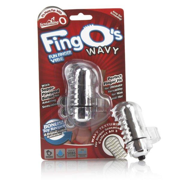 FingO Clear Wavy
