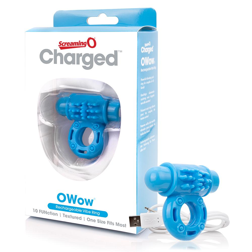 Charged O Wow - Blue