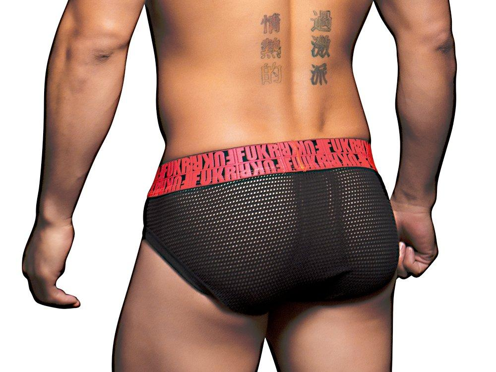 FUKR NET BRIEF (BLACK)