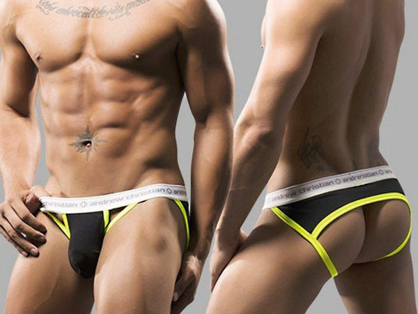 TROPHY BOY ARCH JOCK (BLACK)