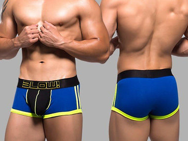Sex Toy Australia Men's Underwear XS BLOW BOXER (ROYAL BLUE)