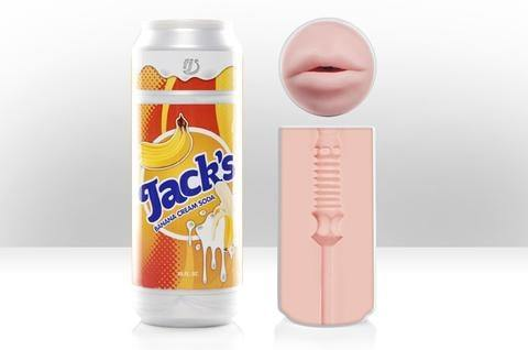 Jack's Soda: Banana Cream