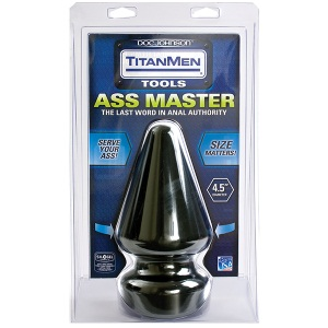 TitanMen Tools - Ass Master Butt Plug