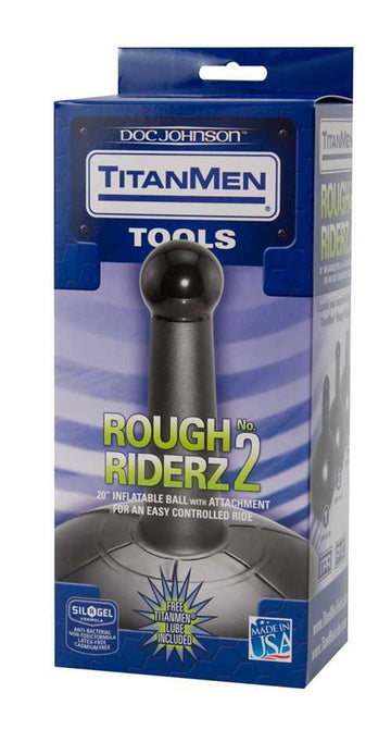 TitanMen Tools - Rough Riderz # 2 ****