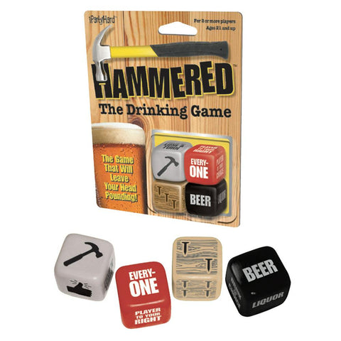 iPartyHard - Hammered Dice Game