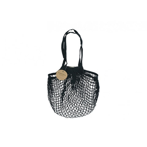 Annabel Trends - String Shopping Bag, Black