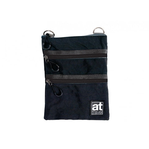 Annabel Trends - AT Travel 3 Zip Bag, Black