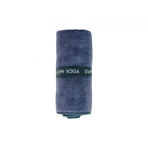 Annabel Trends - Microfibre Sports Towel, Charcoal