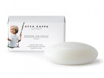 Acca Kappa - Natural Baby Soap 100g