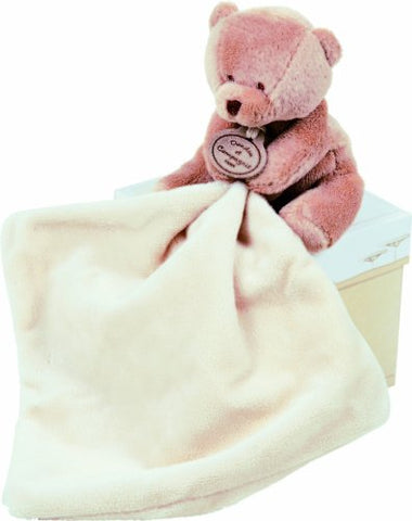 Doudou et Compagnie - Bear with Doudou, Brown
