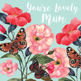 Lalaland - Lovely Mum Greeting Card