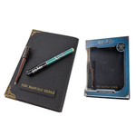 Harry Potter Tom Riddle's Diary, Notebook with Invisible Ink Pen & Wand