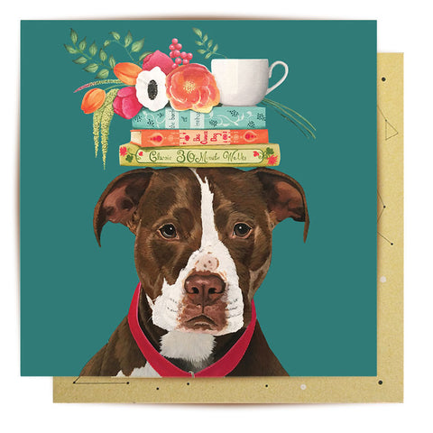 Lalaland - Good Boy Greeting Card
