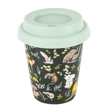 Lalaland - Travel Coffee Cup, Wild Fur You Australiana