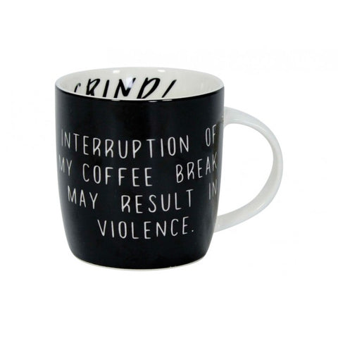 Annabel Trends - Mug, Interruptions