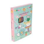 Tiger Tribe - Card Making Kit, Fiesta Fun