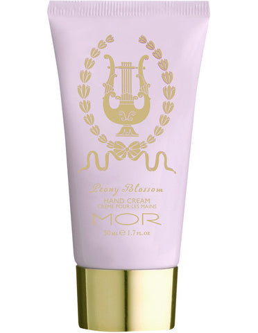MOR Boutique - Little Luxuries Hand Cream 50ml, Peony Blossom