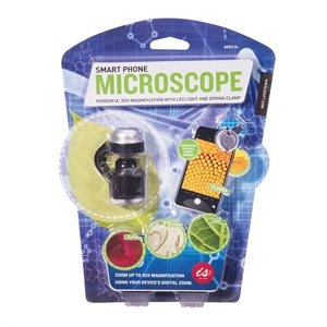 IS GIFT - Smart Phone Microscope