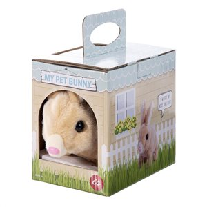 IS GIFT - My Pet Bunny Walking Toy with Sound